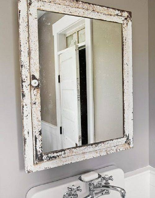 Inspiration about 49 Best Mirrors Images On Pinterest | Home, Mirrors And Home Decor With Vintage Bathroom Mirrors (#25 of 30)