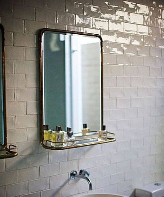 Inspiration about 49 Best Mirrors Images On Pinterest | Mirror Mirror, Wall Mirrors Pertaining To Vintage Style Mirrors (#10 of 20)