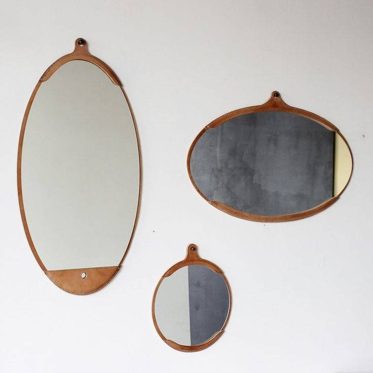 Inspiration about 49 Best Mirrors Images On Pinterest | Mirror Mirror, Wall Mirrors Regarding Long Oval Mirrors (#23 of 30)