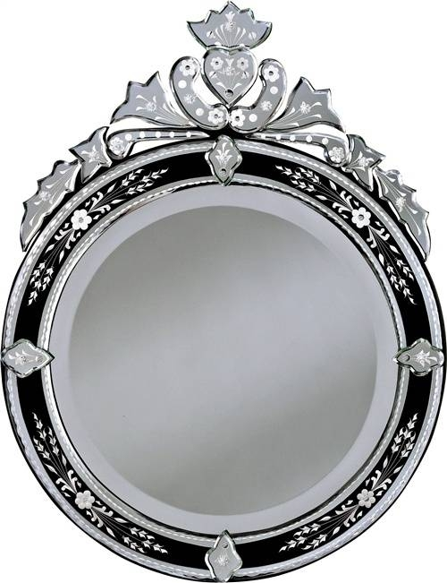 49 Best Venetian Mirrors Images On Pinterest | Venetian Mirrors For Black Venetian Mirrors (#8 of 30)