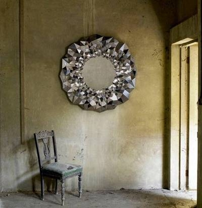 5 Unusual Wall Mirrors | Wall Decor Source Pertaining To Unusual Wall Mirrors (View 9 of 20)