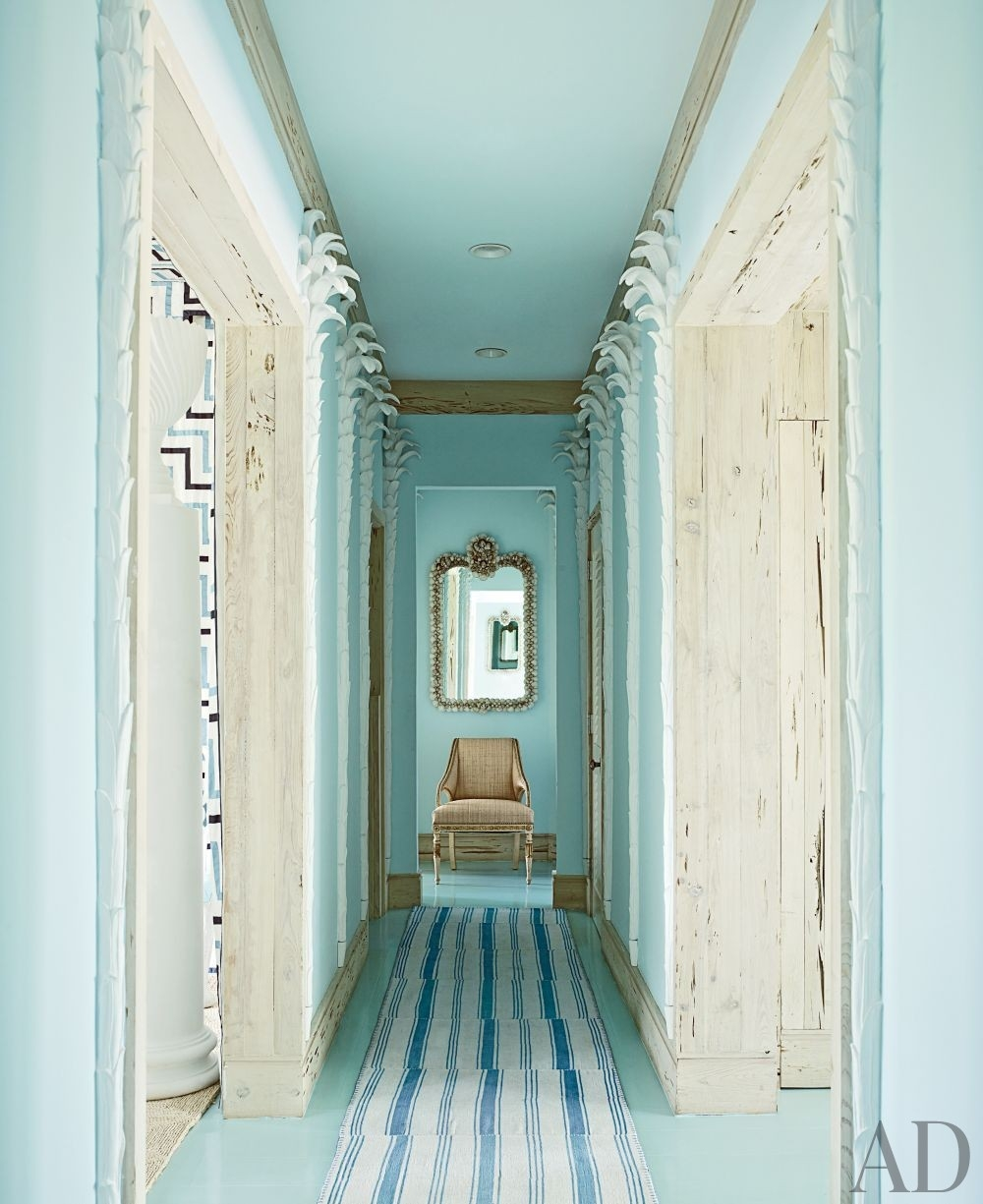 Inspiration about 5 Ways To Decorate A Narrow Hallway Shoproomideas Within Hallway Runners Beach (#15 of 20)