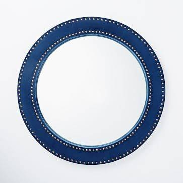 Inspiration about 50 Best Cuckoo 4 Mirrors Images On Pinterest | Mirror Mirror Regarding Blue Round Mirrors (#14 of 30)