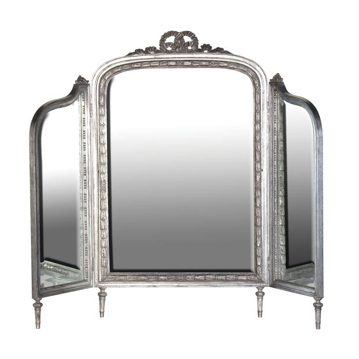 50 Best Decorating – Mirrors Images On Pinterest | Decorating In Triple Mirrors (#4 of 30)