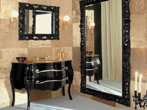 Inspiration about 50 Best Rock & Roll Interior Style Images On Pinterest With Large Black Vintage Mirrors (#28 of 30)