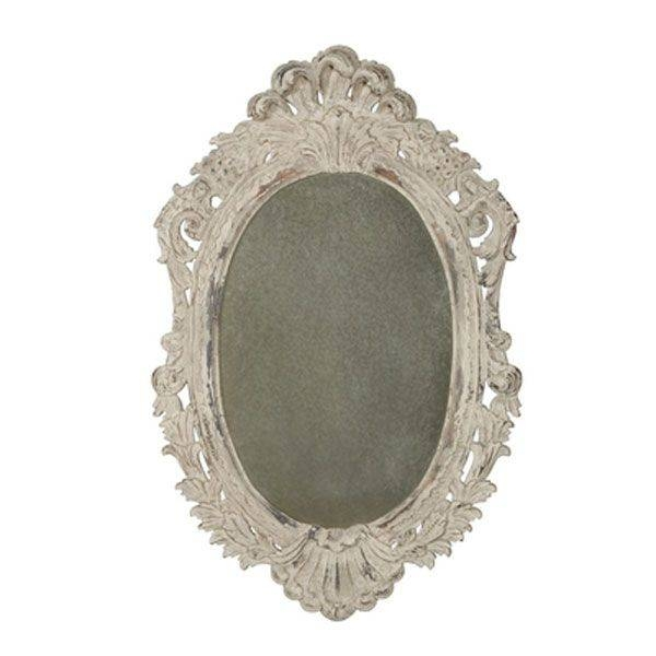 Inspiration about 50 Best Vintage French Mirrors Images On Pinterest | French Mirror Pertaining To French Oval Mirrors (#30 of 30)