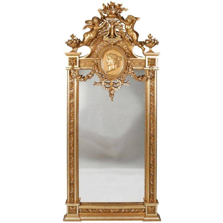 509 Best Mirror Mirror On The Wall Images On Pinterest | Mirror In Ornate Gilt Mirrors (#7 of 30)