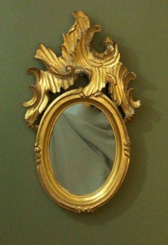 Inspiration about 51 Best Baroque Images On Pinterest | Mirror Mirror, Gold Mirrors Regarding Small Baroque Mirrors (#20 of 20)