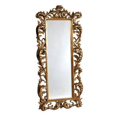 51 Best Stylish Mirrors Images On Pinterest | Rococo, Mirror Pertaining To Gold Rococo Mirrors (View 6 of 20)
