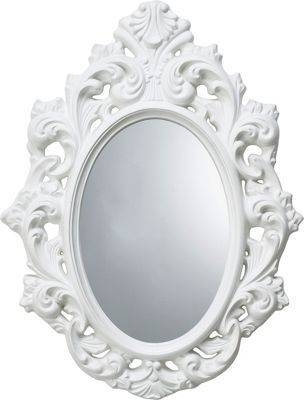 51 Best Stylish Mirrors Images On Pinterest | Rococo, Mirror Within White Rococo Mirrors (#2 of 20)