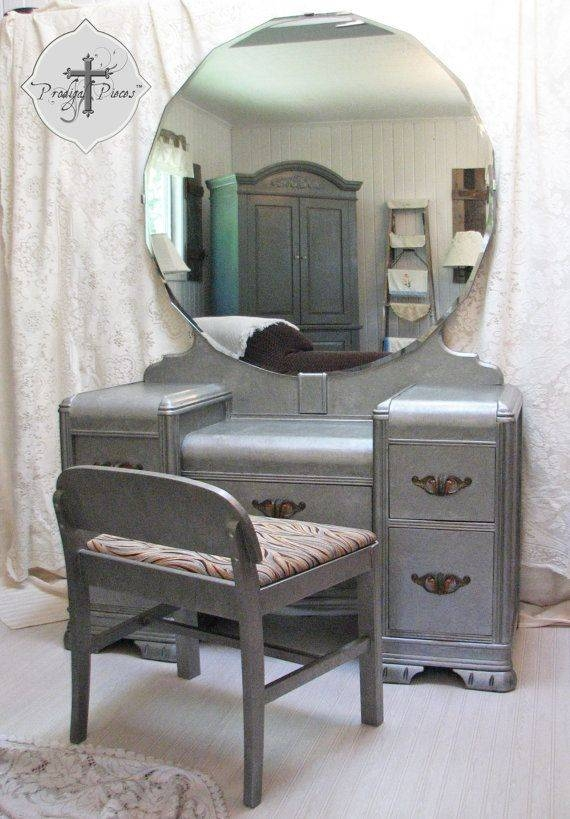 Inspiration about 514 Best Dressing Table Images On Pinterest | Vanity Tables With Regard To Art Deco Dressing Table Mirrors (#12 of 20)