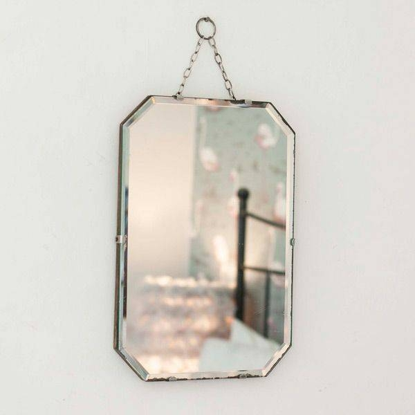 Popular Photo of Vintage Frameless Mirrors
