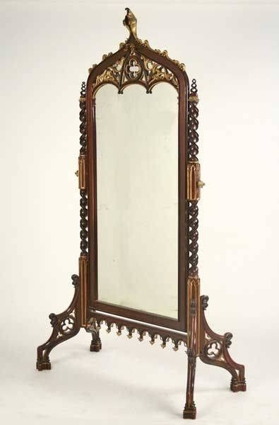 53 Best Cheval Mirror Images On Pinterest | Cheval Mirror, Floor In Victorian Standing Mirrors (View 3 of 30)