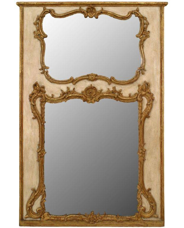 Inspiration about 53 Best 镜子 Images On Pinterest | Mirror Mirror, Antique Mirrors Intended For Cream Antique Mirrors (#19 of 20)