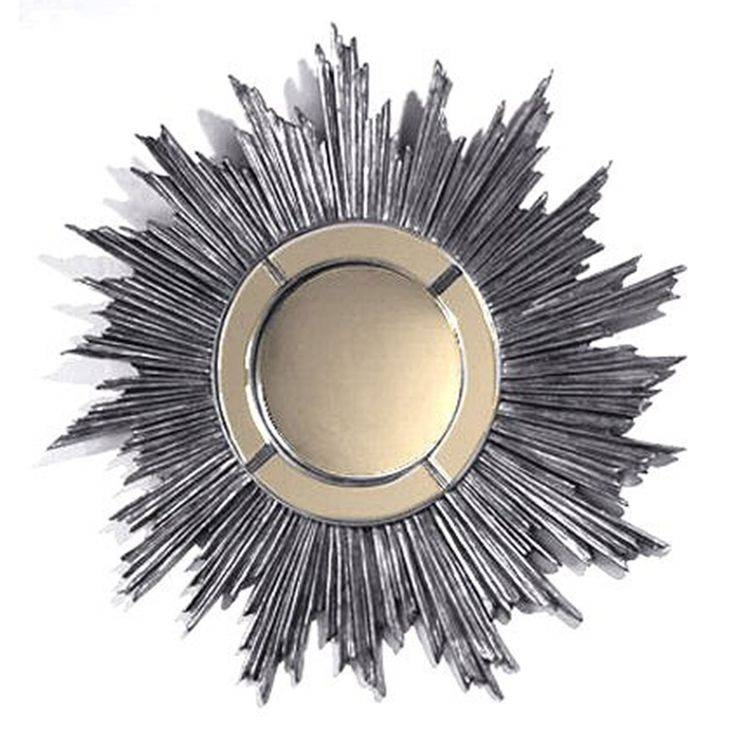 Inspiration about 54 Best Mirrors Images On Pinterest | Mirror Mirror, Decorative Throughout Convex Decorative Mirrors (#30 of 30)