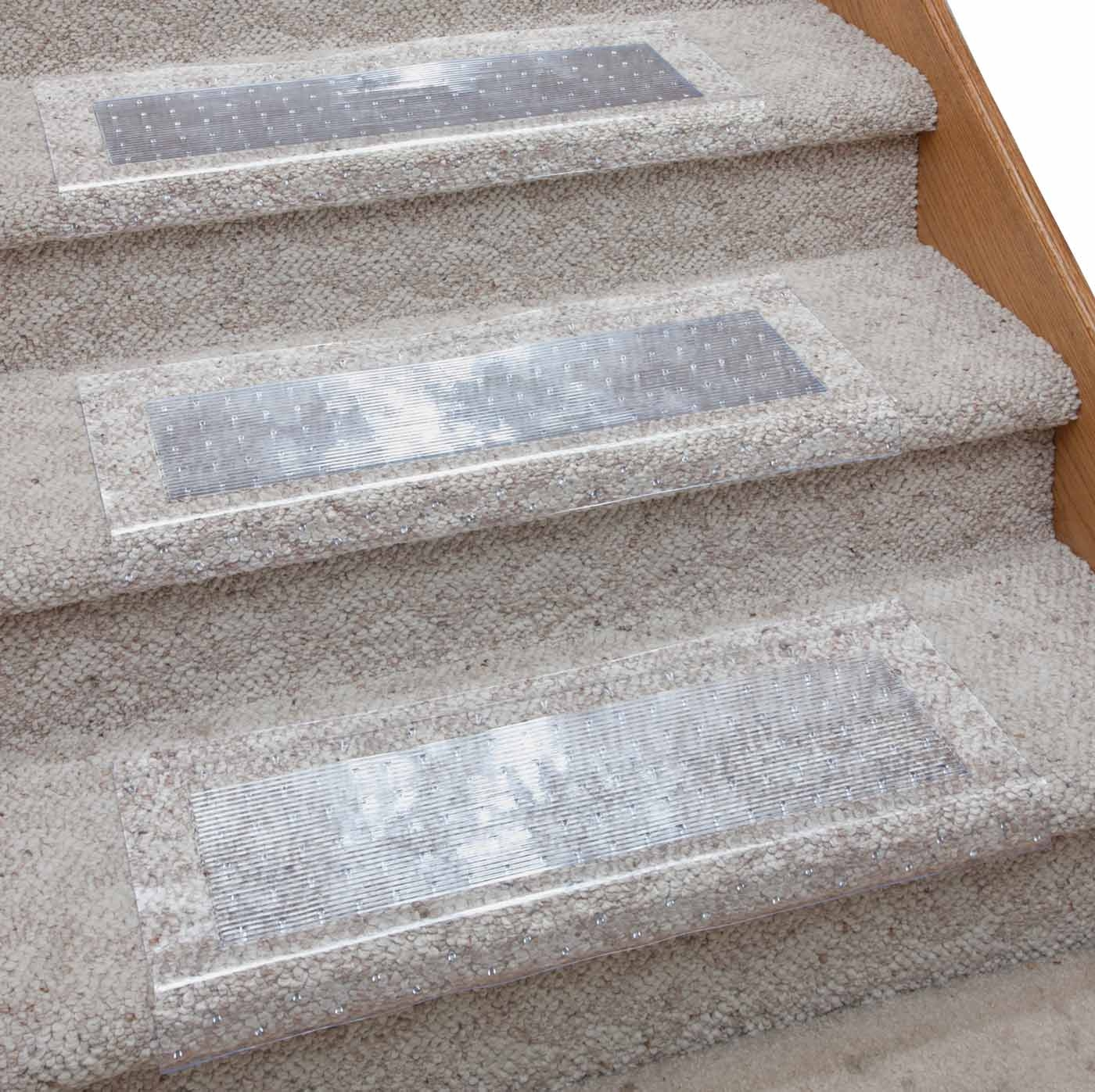 Inspiration about 54 Stair Carpet Protectors Home Depot Carpet Protectors Best Home Throughout Clear Stair Tread Carpet Protectors (#1 of 20)