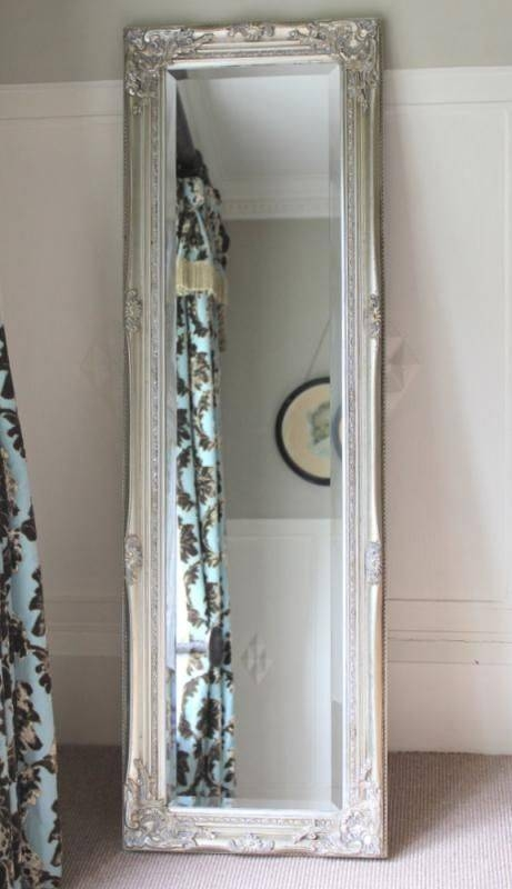 Inspiration about 55 Best Mirror Rorrim Images On Pinterest | Mirror Mirror, Mirrors With Regard To Vintage Silver Mirrors (#4 of 20)