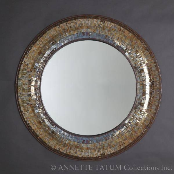 55 Best Mirrors Images On Pinterest | Mirror Mirror, Mirrors And With Regard To Gold Round Mirrors (View 8 of 20)