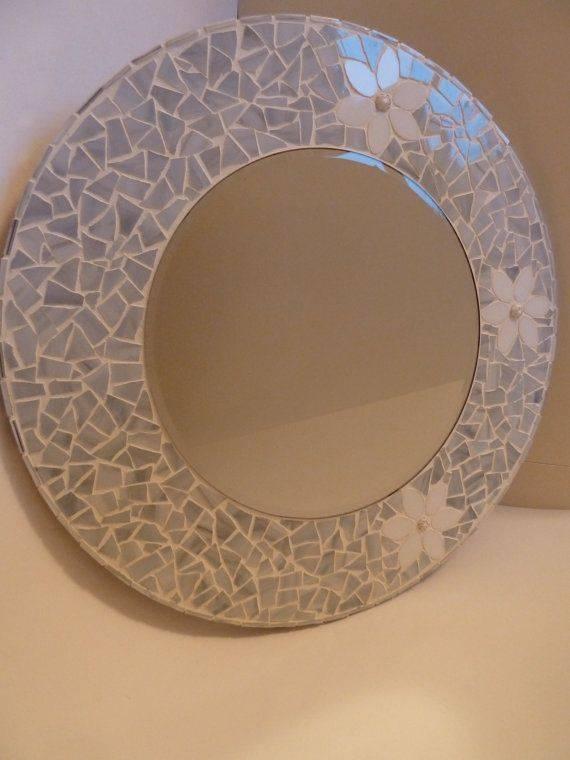 56 Best Round Mosaic Mirrors. (#9 of 30)