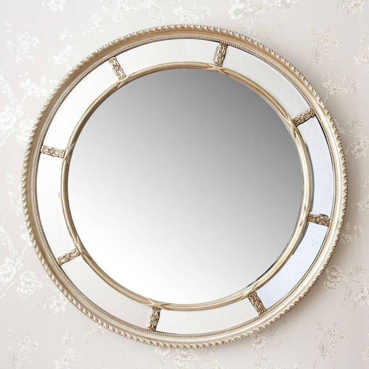 58 Best Round Mirrors Images On Pinterest | Round Mirrors, Rope For Decorative Round Mirrors (View 28 of 30)
