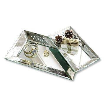 58 Best ~ Vanity Trays ~ Vanity Sets ~ Images On Pinterest Within Venetian Tray Mirrors (#13 of 20)