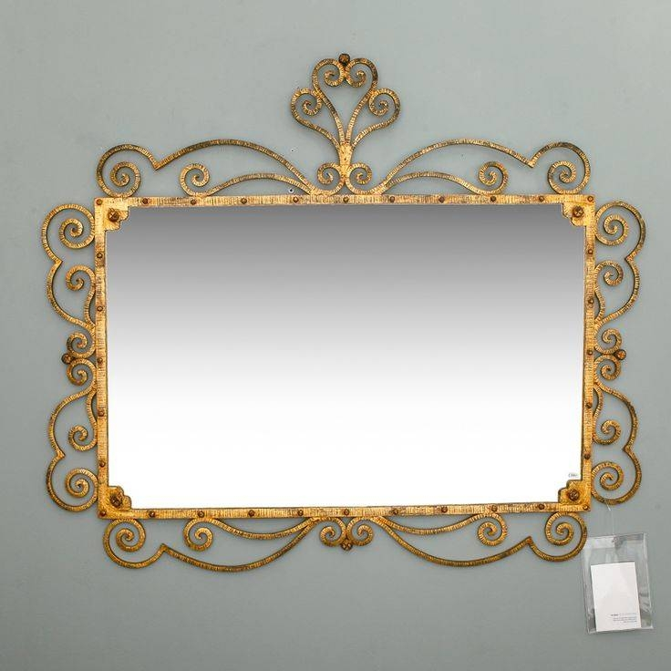 Inspiration about 59 Best Antique & Vintage Mirrors Images On Pinterest | Vintage In Elaborate Mirrors (#19 of 30)