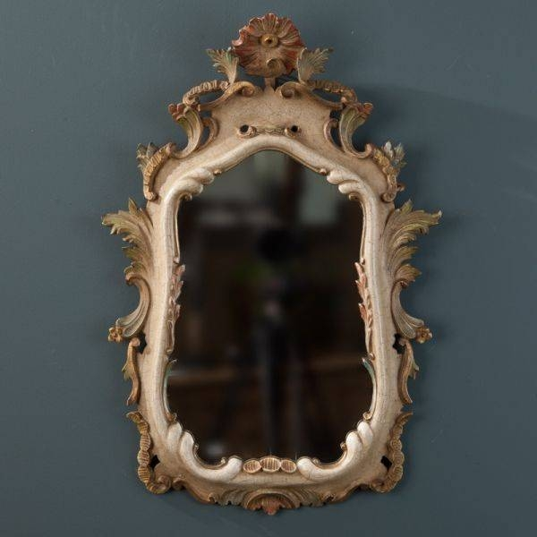 Inspiration about 59 Best Antique & Vintage Mirrors Images On Pinterest | Vintage Intended For Elaborate Mirrors (#10 of 30)
