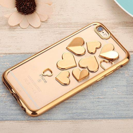 Inspiration about 59 Best Serduszka – Etui Na Iphone Images On Pinterest | Case For Intended For Gold Heart Mirrors (#27 of 30)