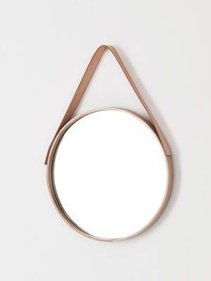 Inspiration about 60 Best ◅ Mirror ▻ Images On Pinterest | Mirror, Mirror Mirror Within Round Leather Mirrors (#24 of 30)