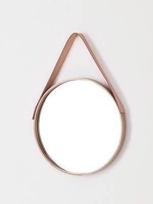 60 Best ◅ Mirror ▻ Images On Pinterest | Mirror, Mirror Mirror Within Round Leather Mirrors (#2 of 30)