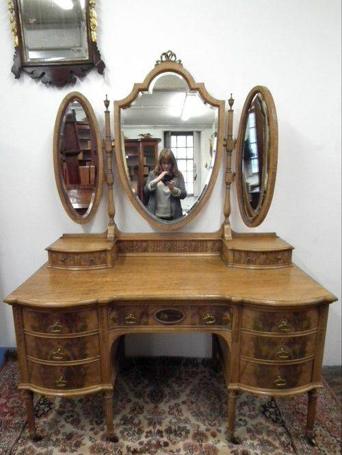 Inspiration about 61 Best Victorian Dressing Tables Images On Pinterest | Dressing With Victorian Style Mirrors (#26 of 30)
