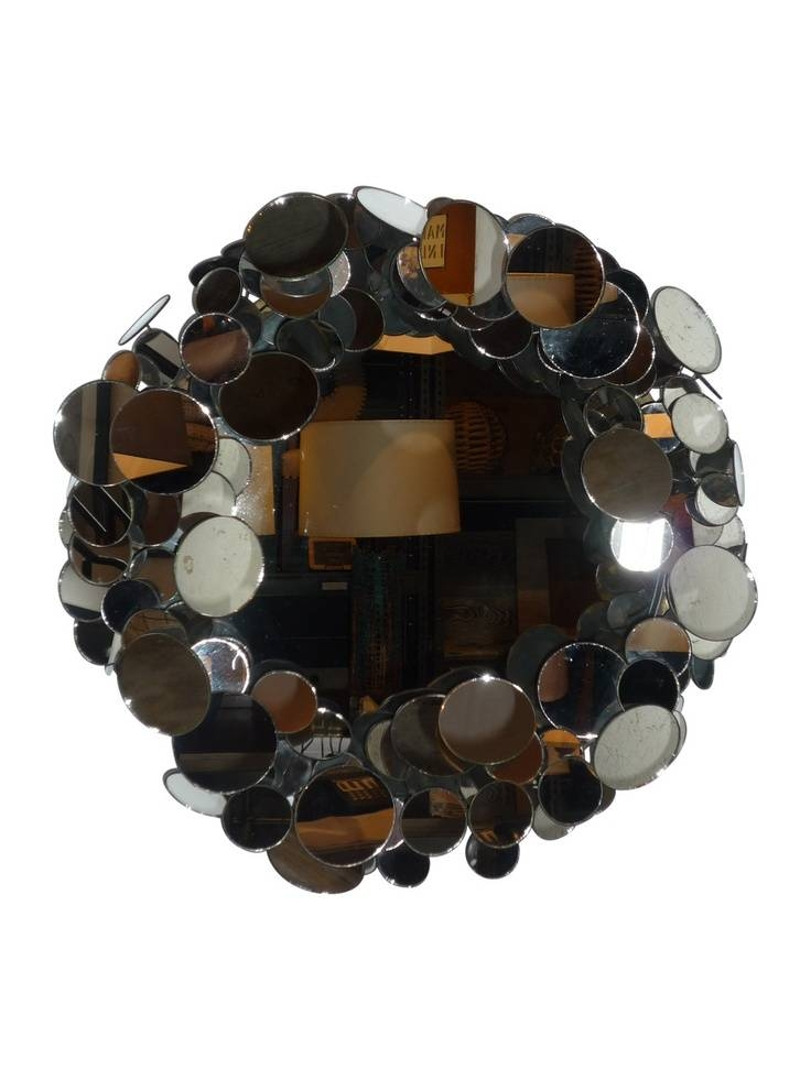 Inspiration about 62 Best Mirror Images On Pinterest | Mirror Mirror, Antiqued Inside Round Bubble Mirrors (#23 of 30)