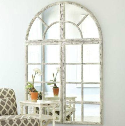 Inspiration about 62 Best Mirrors Images On Pinterest | Window Mirror, Arch Mirror Regarding Window Arch Mirrors (#19 of 20)