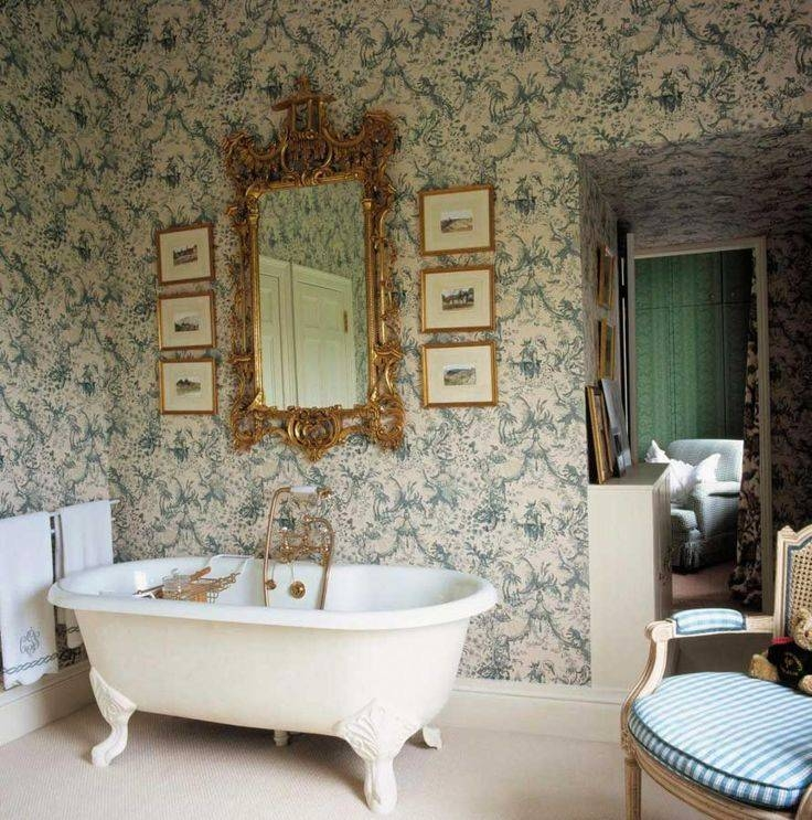 Inspiration about 62 Best Vintage Bathroom Ideas Images On Pinterest | Victorian With Regard To Victorian Style Mirrors For Bathrooms (#20 of 20)