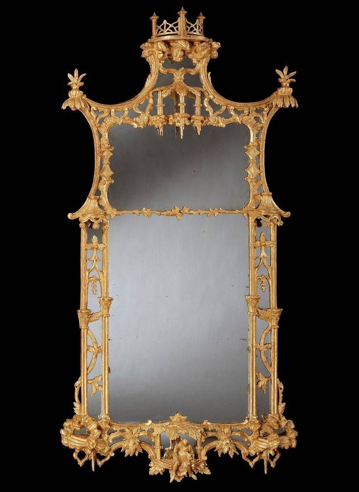 635 Best Antique Mirrors Images On Pinterest | Antique Mirrors Intended For Where To Buy Vintage Mirrors (#9 of 30)