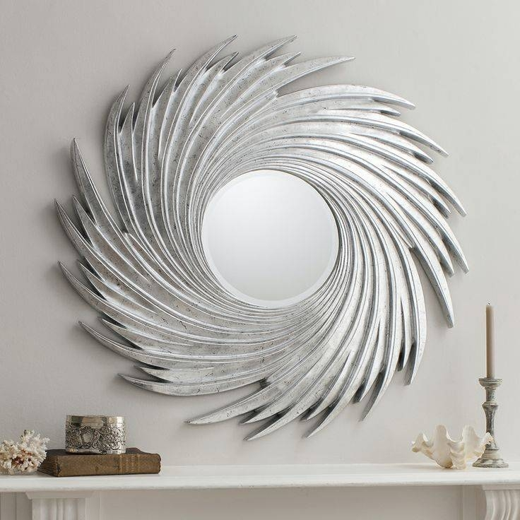 64 Best Mirrors Images On Pinterest | Mirror Walls, Round Mirrors In Round Contemporary Mirrors (#4 of 15)