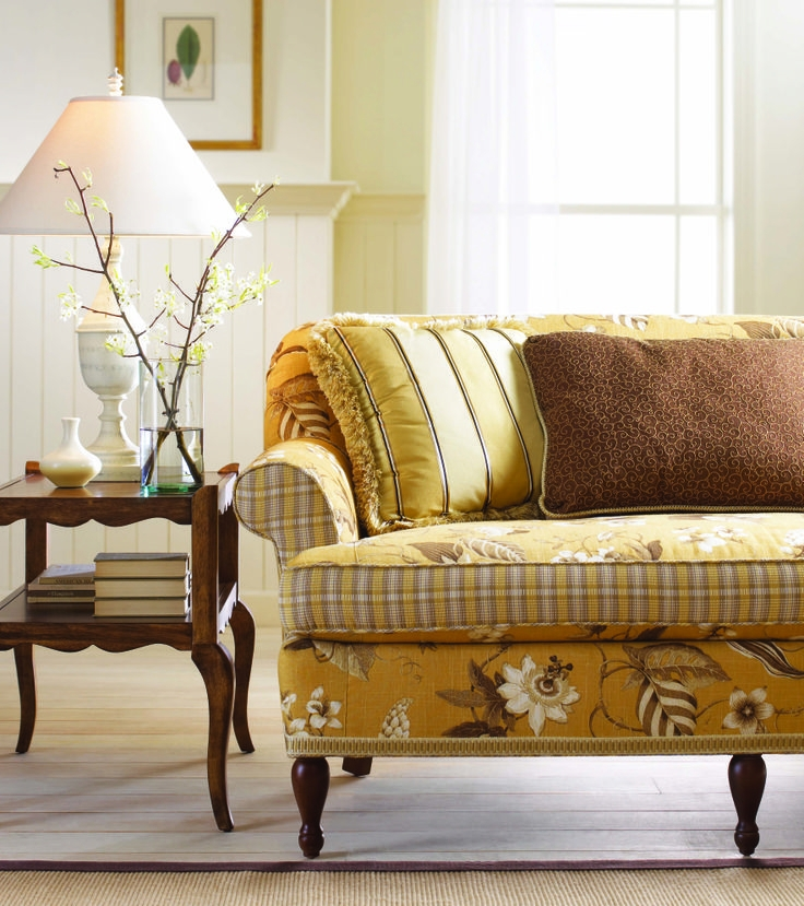 64 Best Mixing Upholstery Fabric Images On Pinterest Home For Upholstery Fabric Sofas (#1 of 15)