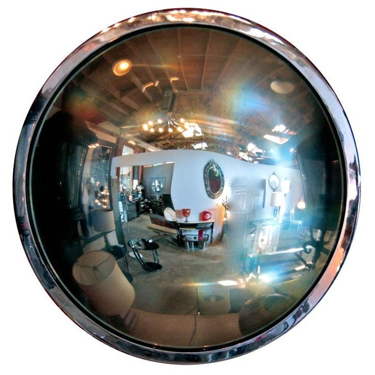 Inspiration about 65 Best Convex Mirrors Images On Pinterest | Home, Convex Mirror With Regard To Buy Convex Mirrors (#2 of 30)