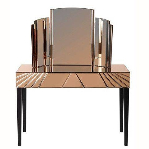 Inspiration about 66 Best Venetian & Mirrored Furniture Images On Pinterest In Art Deco Dressing Table Mirrors (#2 of 20)