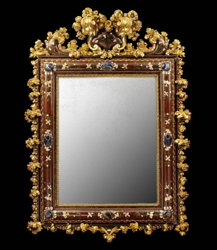 Inspiration about 67 Best Magnificent Mirrors Images On Pinterest | Mirror Mirror Within Gold Venetian Mirrors (#16 of 20)