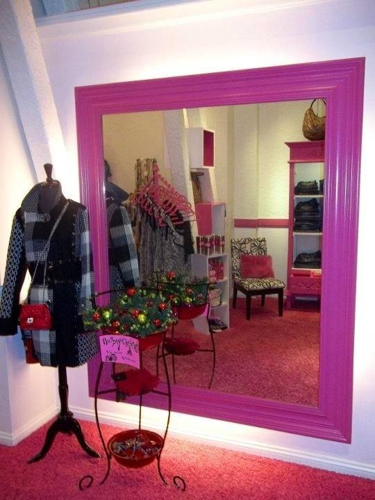 Inspiration about 68 Best Boca Raton Project. Images On Pinterest | Closet, Closet With Large Pink Mirrors (#11 of 30)