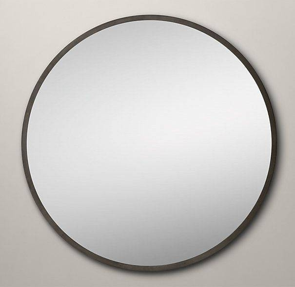 Inspiration about 68 Best Mirrors Images On Pinterest | Mirror Mirror, Bathroom Within Large Round Metal Mirrors (#4 of 30)