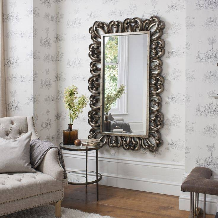 Inspiration about 68 Best Mirrors Images On Pinterest | Mirror Mirror, Mirror And Intended For Black Floor Standing Mirrors (#26 of 30)