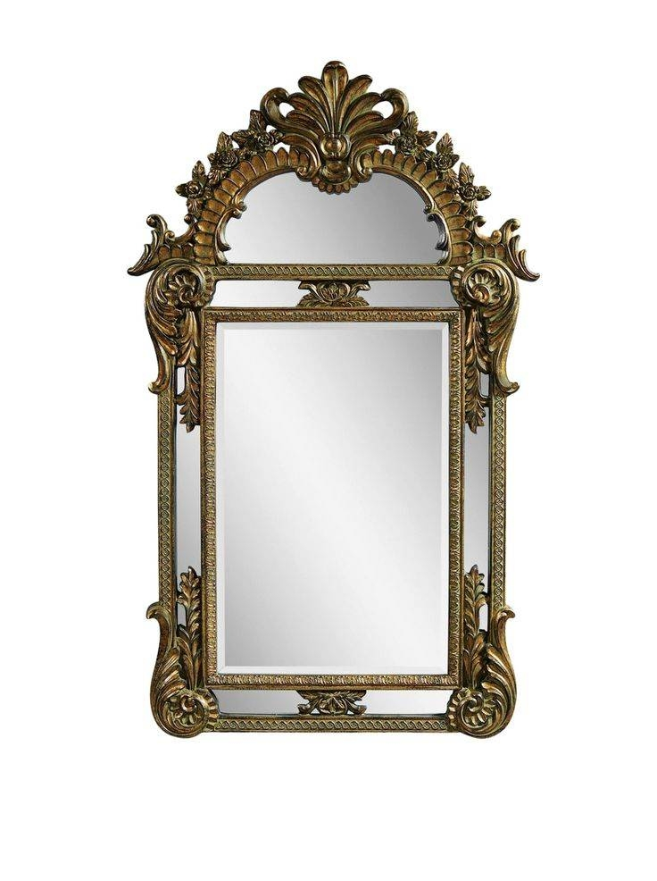 68 Best Mirrors Images On Pinterest | Mirror Mirror, Mirror And Throughout Elaborate Mirrors (#17 of 30)