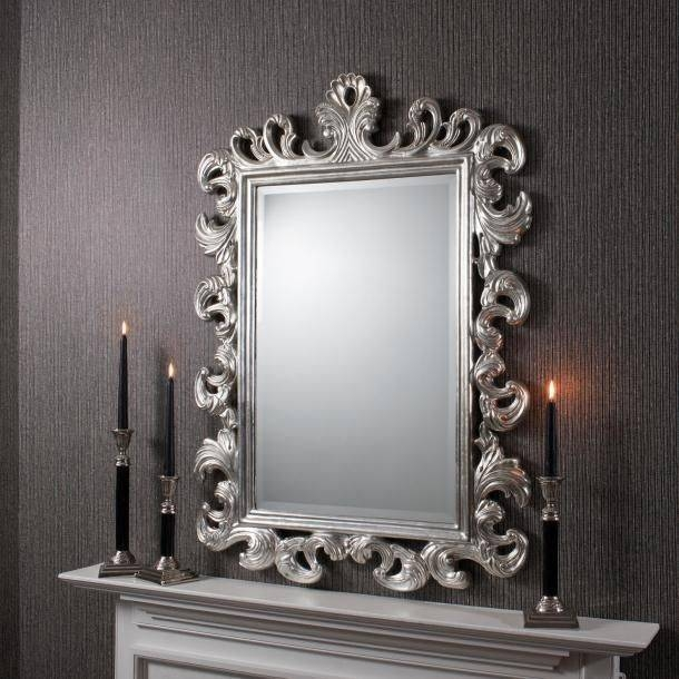 Inspiration about 68 Best Mirrors Images On Pinterest | Mirror Mirror, Mirror And With Regard To French Style Mirrors (#13 of 30)