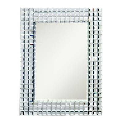 7 Home Bling Embellishments For The Holidays   Totalhousehold Throughout Wall Mirrors With Crystals (#10 of 20)