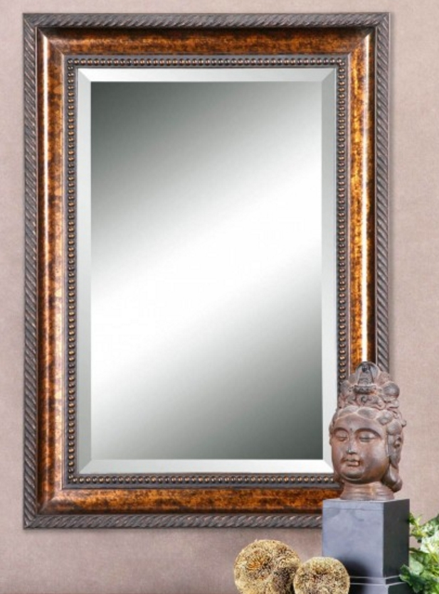 7 Large Mirrors For Your Bathroom – Cute Furniture For Large Bronze Mirrors (#7 of 30)