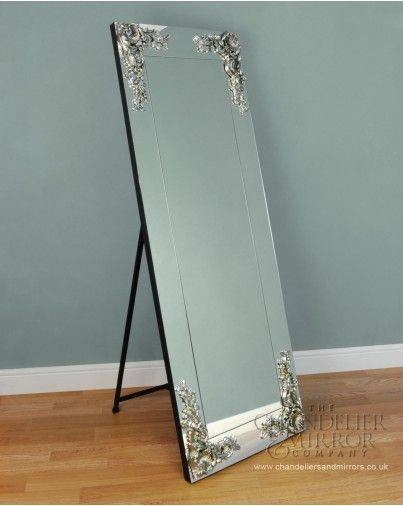 70 Best Mirrors Images On Pinterest | Wall Mirrors, Arches And Pertaining To Venetian Full Length Mirrors (#4 of 30)