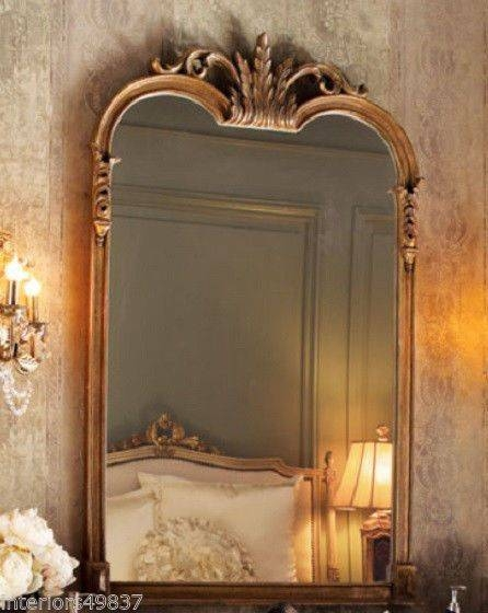 71 Best Mirror Images On Pinterest | Mirror Mirror, Wall Mirrors Intended For Gold Arch Mirrors (#2 of 20)