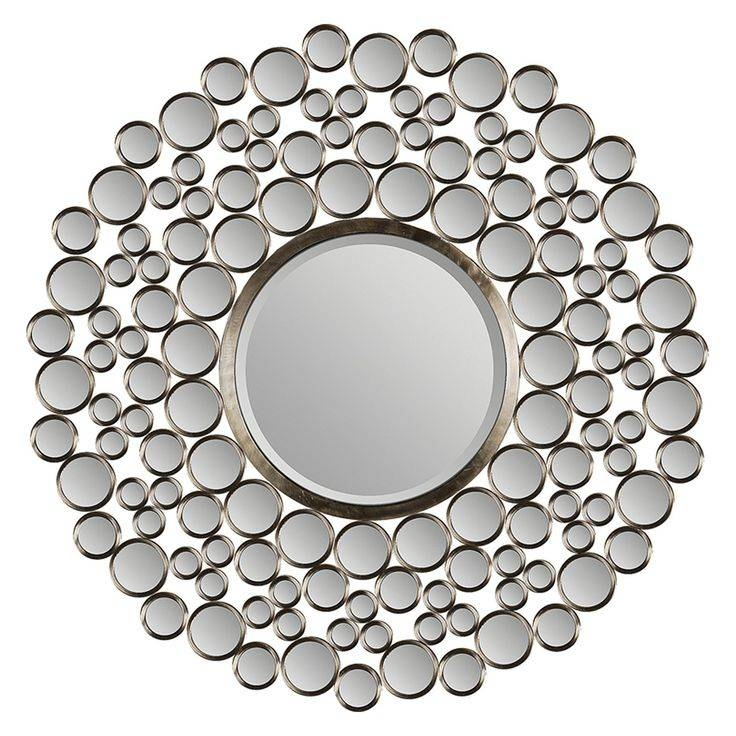 74 Best Mirrors Images On Pinterest | Mirror Mirror, Wall Mirrors Within Unique Round Mirrors (#9 of 30)